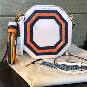 Tory Burch Geo Octagon Crossbody handbag